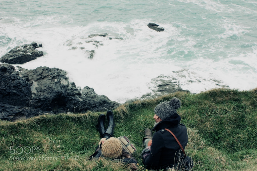 Watching the Waves by Enako (Enako)) on 500px.com