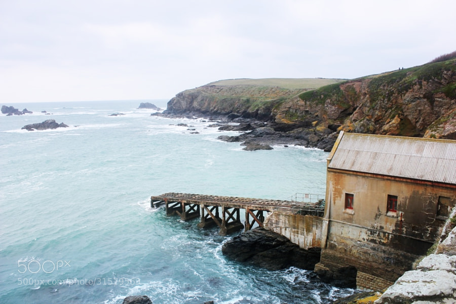 Old Lifeboat Station by Enako (Enako)) on 500px.com
