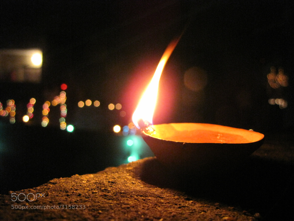 Photograph Diya by Rajneesh Kumar on 500px