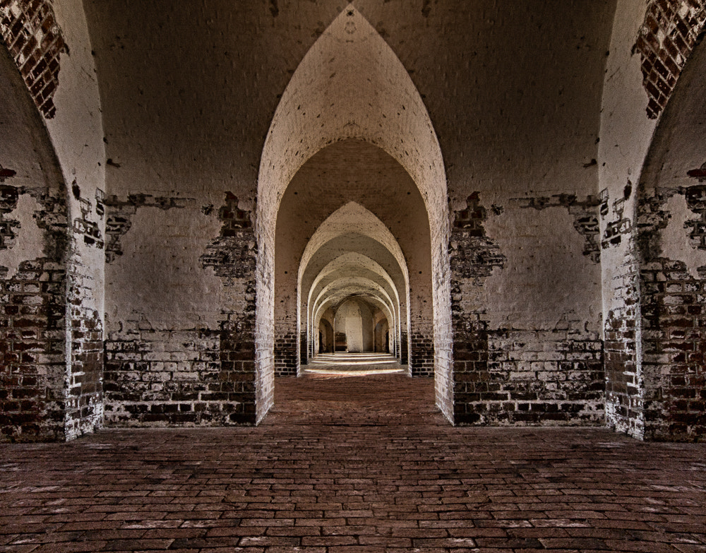 Photograph Civil War Fort by Paul Bartell on 500px