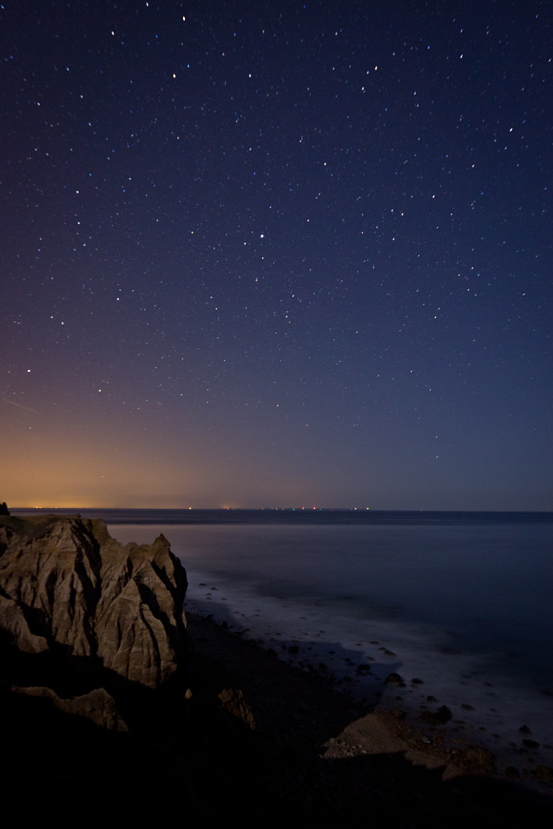 Photograph Camp Hero Bluffs in Moonlight by Steve Jaccino on 500px