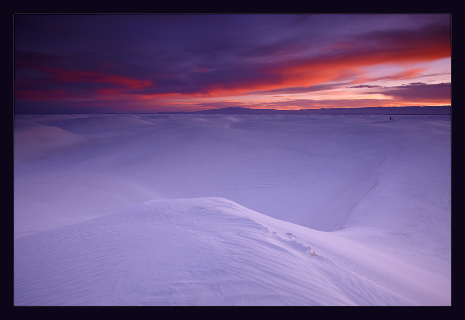 Photograph Sunrise at White Sands by Vadim Balakin on 500px