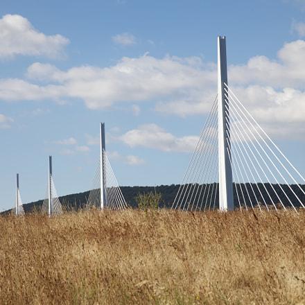 The Viaduct of Millau