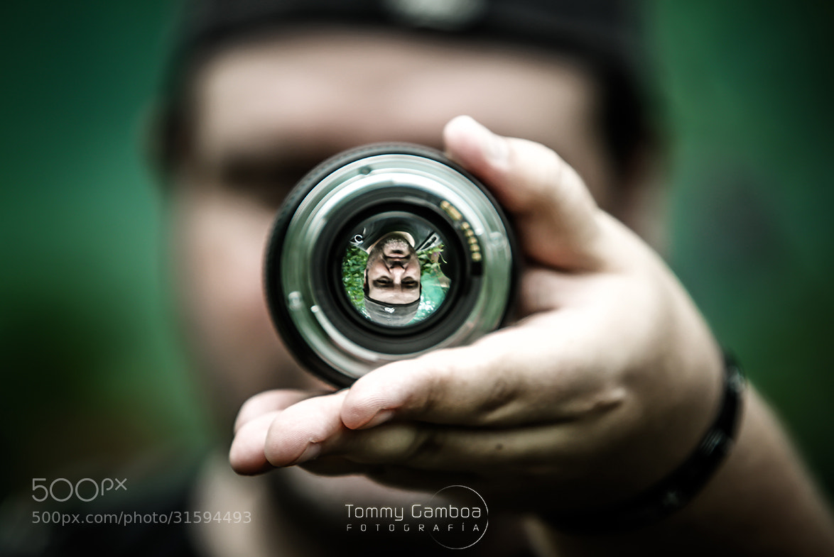 Photograph Self portrait by Tommy Gamboa Flores on 500px