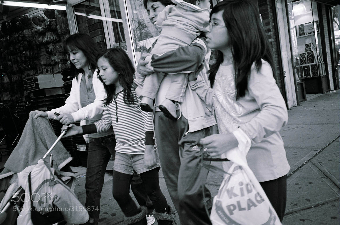 "Photograph ""Olympus XA Test Shot (Shopping)"" by B.C.  Lorio on 500px"