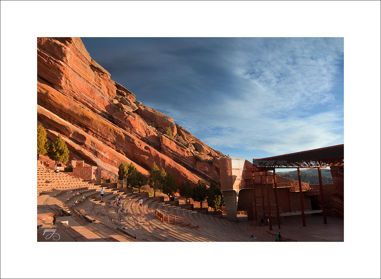 Photograph Red Rock Amphitheatre. by Bảo   Trần on 500px