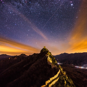 Milky Way above Heavenly Bridge by Isaac Si on 500px.com