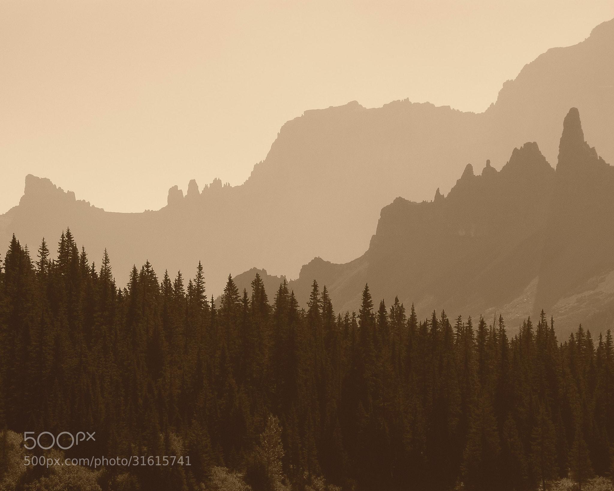 Photograph Porcupine Ridge ... by Mark Hufstetler on 500px