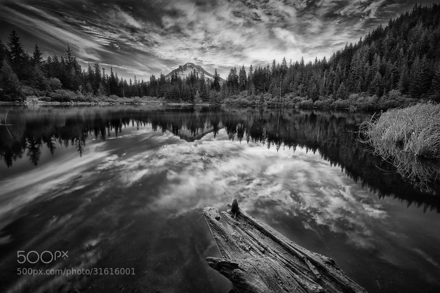 Photograph Mirrored Soul · Monochrome by Tula Top on 500px