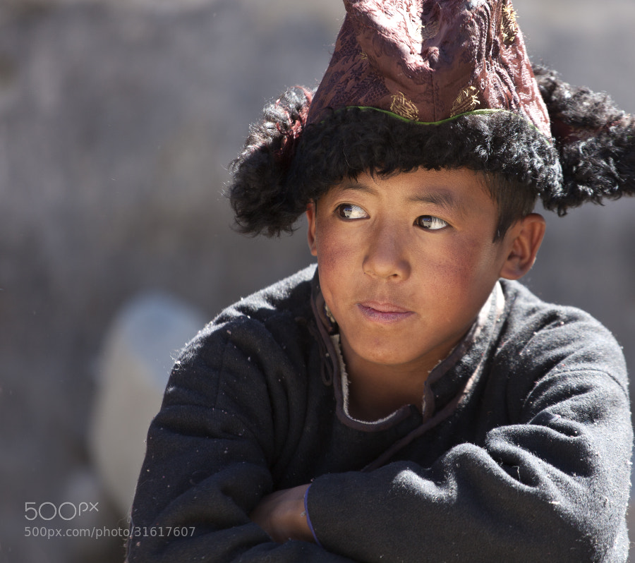 Photograph Ladakhi Boy by Jassi Oberai on 500px