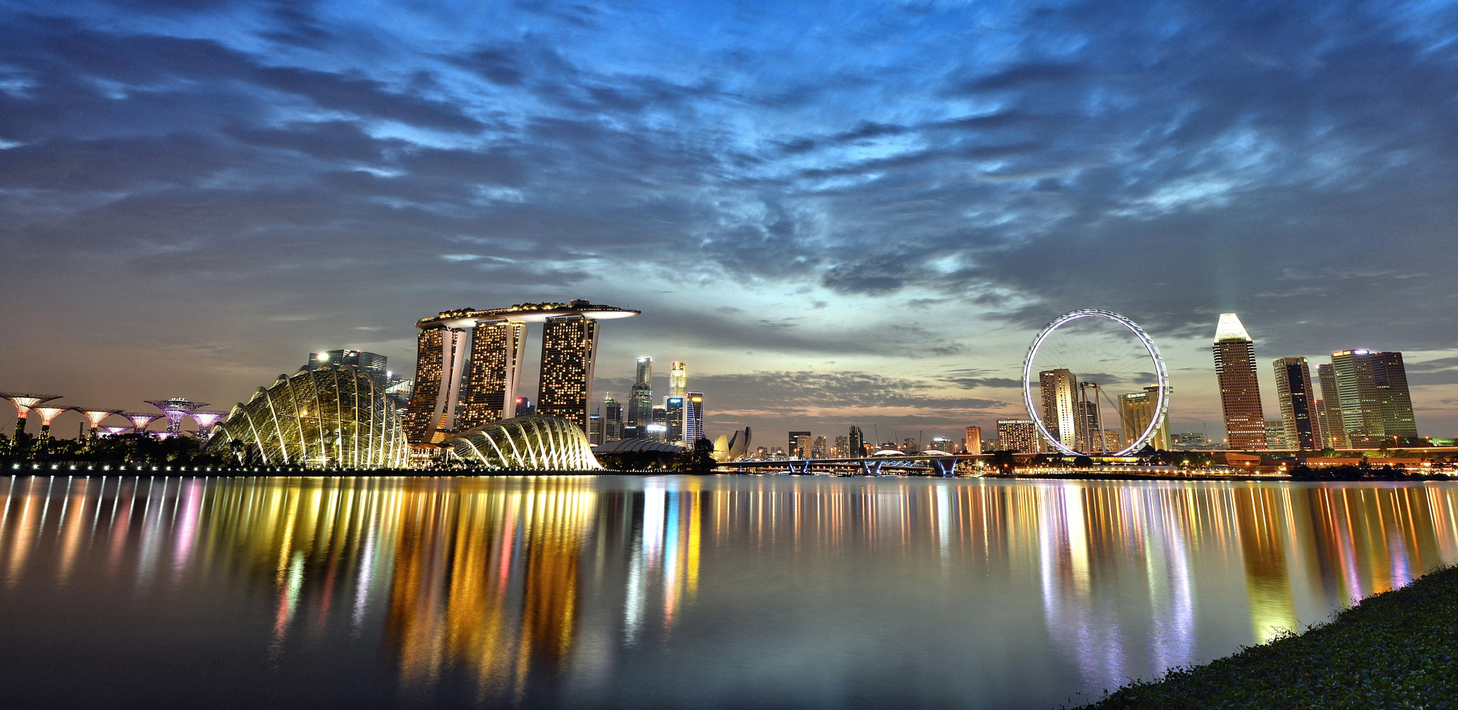 Photograph Marina reload by whopaintdsky  on 500px
