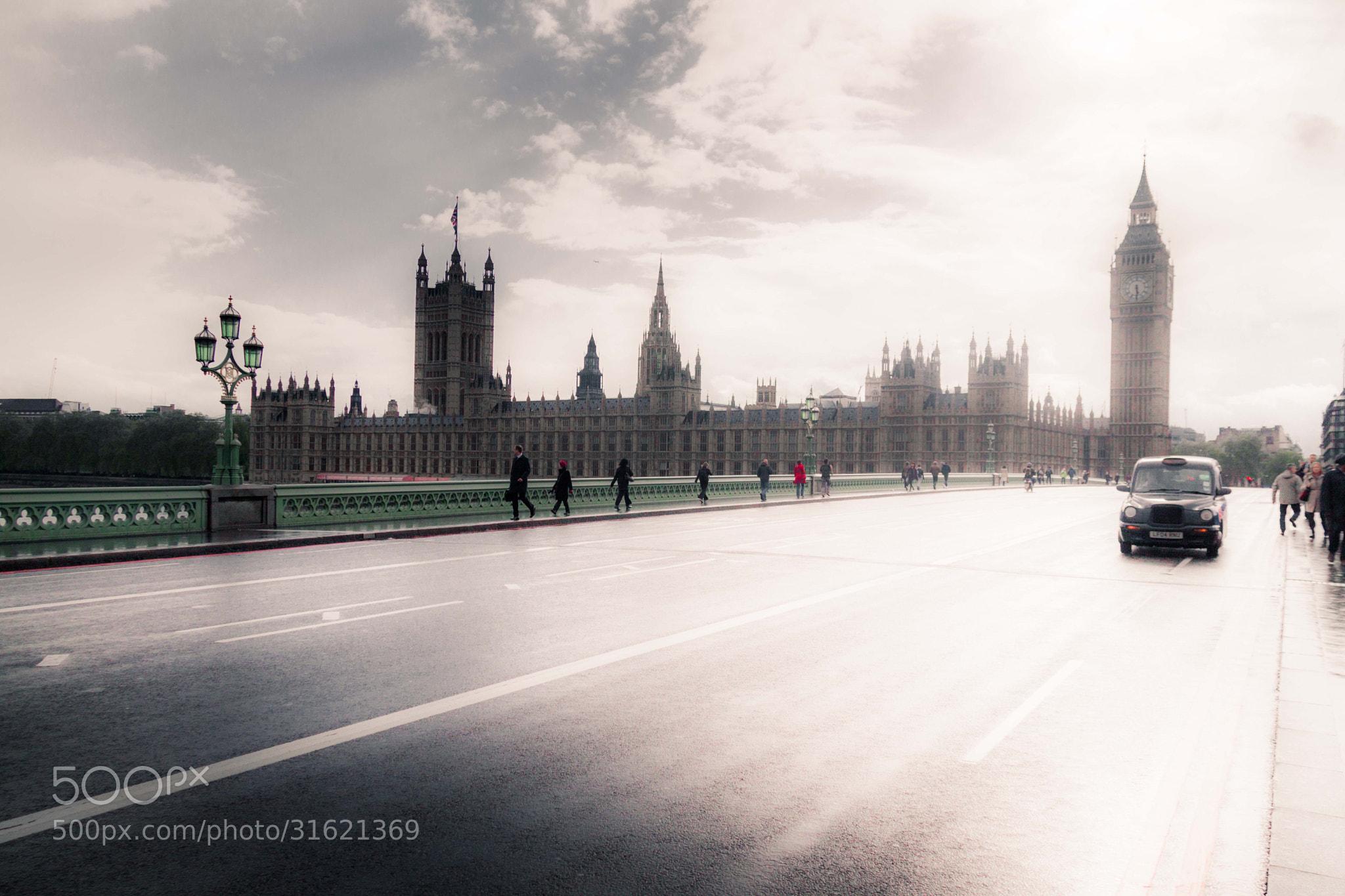 Photograph Shiny London by Jacques Szymanski on 500px