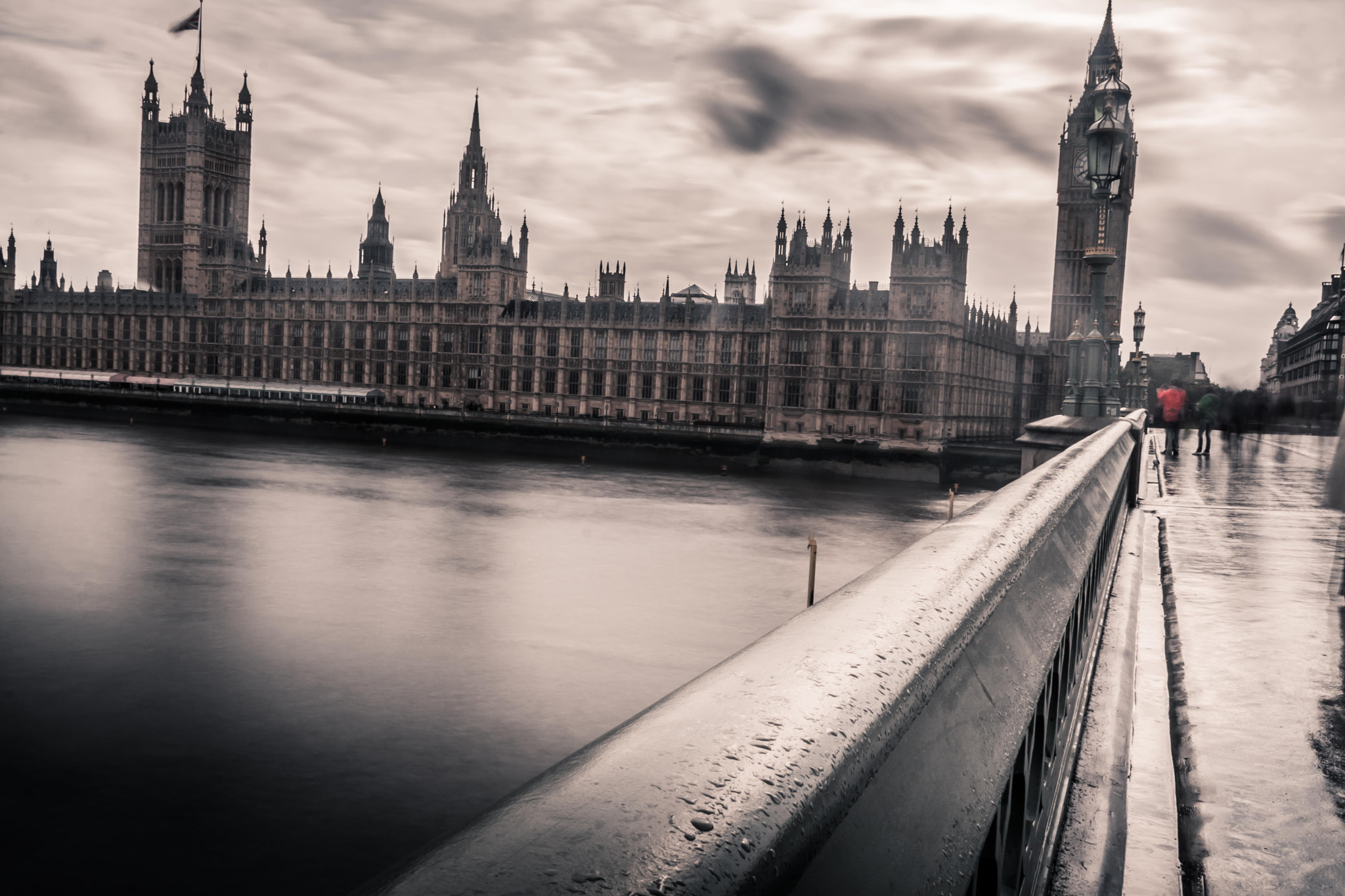 Photograph Westminster and moisture by Jacques Szymanski on 500px