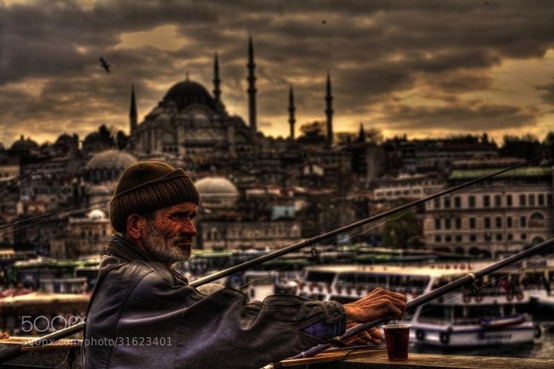 Photograph Balıkçı by Şafak Engin on 500px