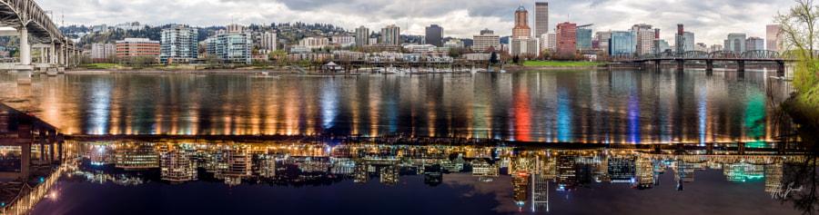 Beautiful Portland, Day 'n Night (fixed)