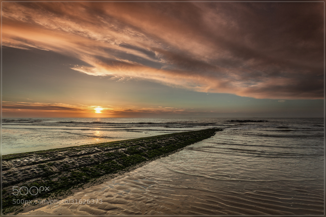 Photograph Sunset Belgian by Christophe Vandeputte on 500px