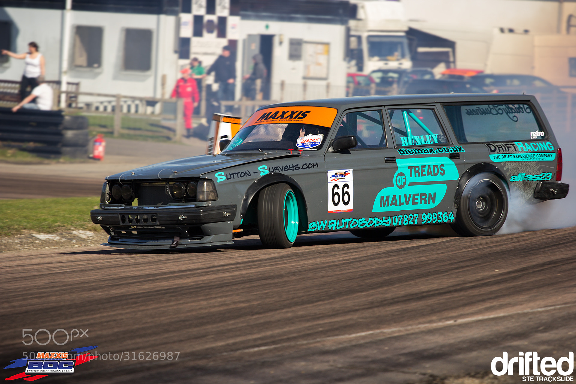 Photograph Volvo of Doom... by Ste Trackslide on 500px