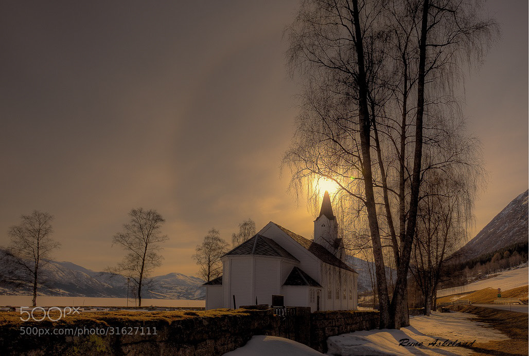 Photograph Holy glory by Rune Askeland on 500px