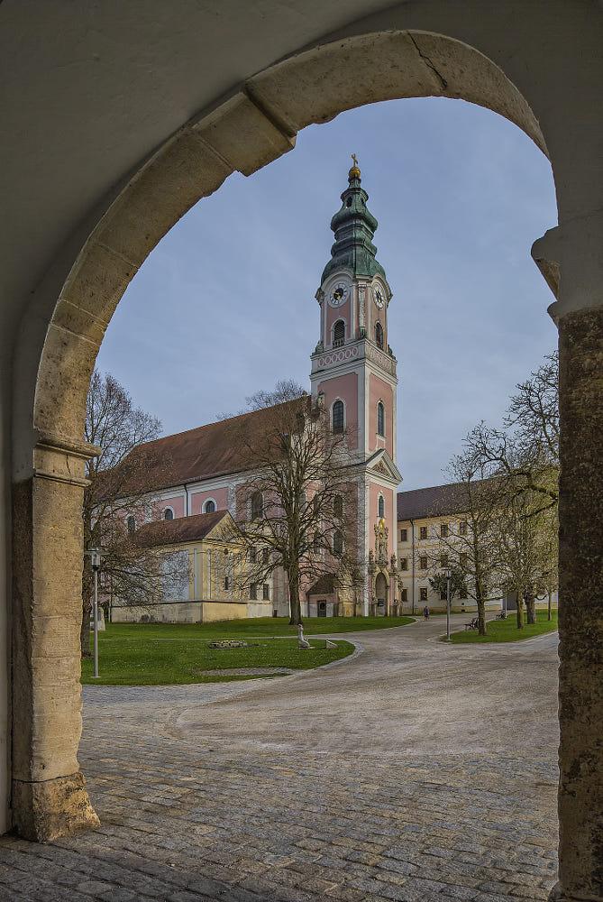 Asamkirche Aldersbach By Robert Schüller / 500px