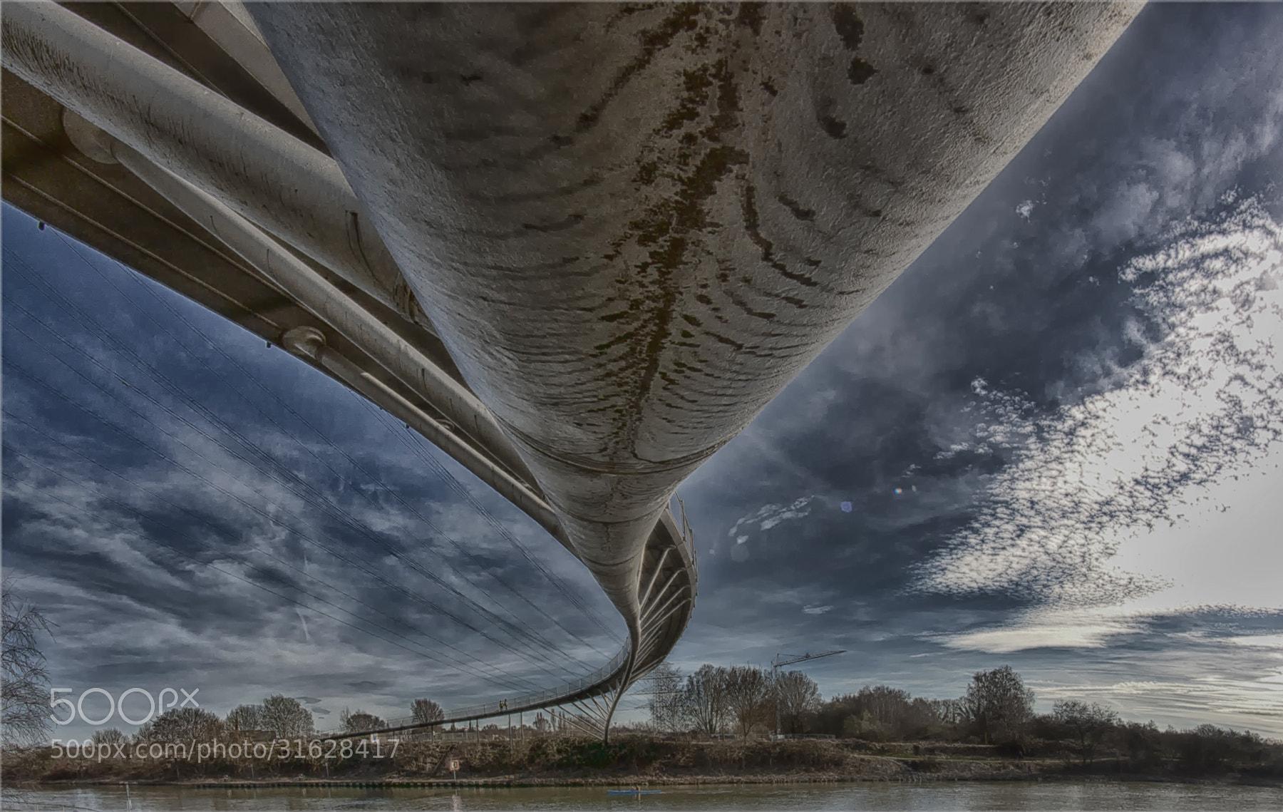 Photograph Brücke by jan kitel on 500px