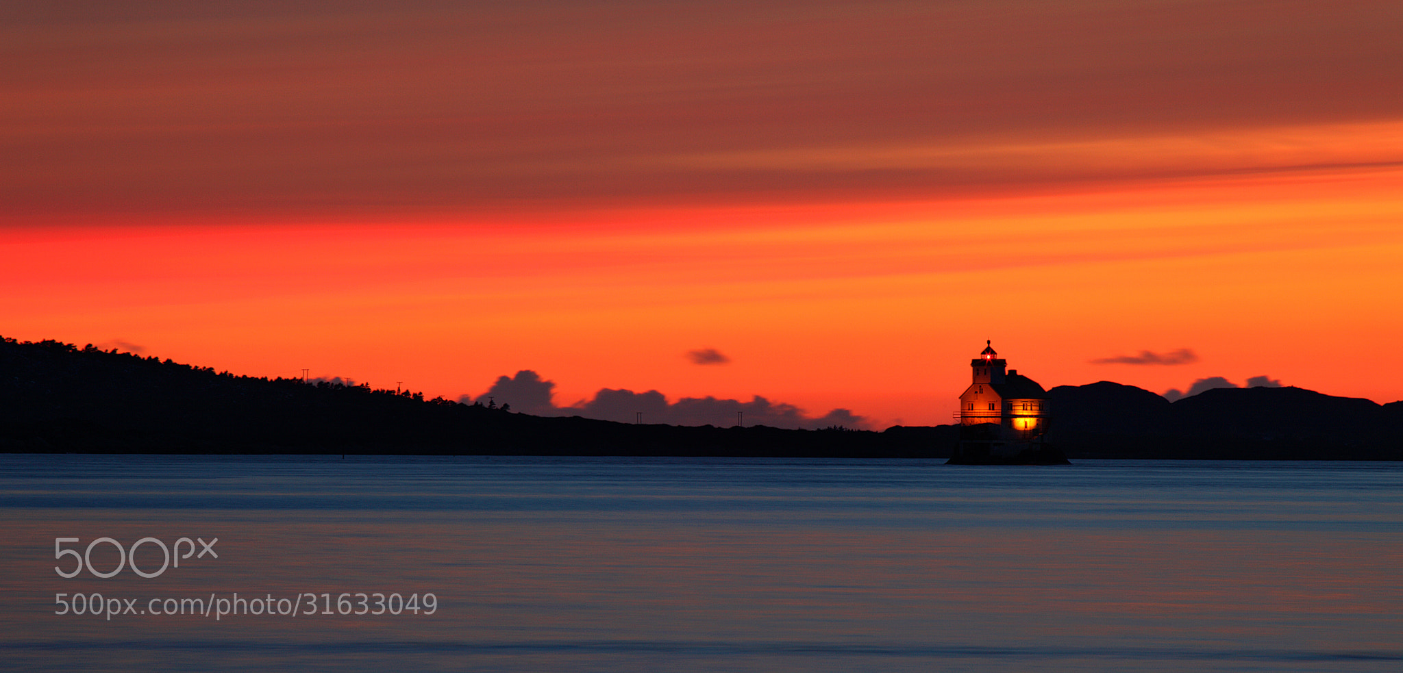 Photograph Lighthouse by Marius Edvardsson on 500px