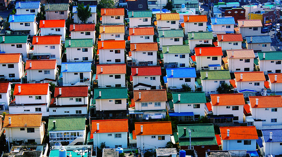 Photograph The Lego Village by June Yeong on 500px