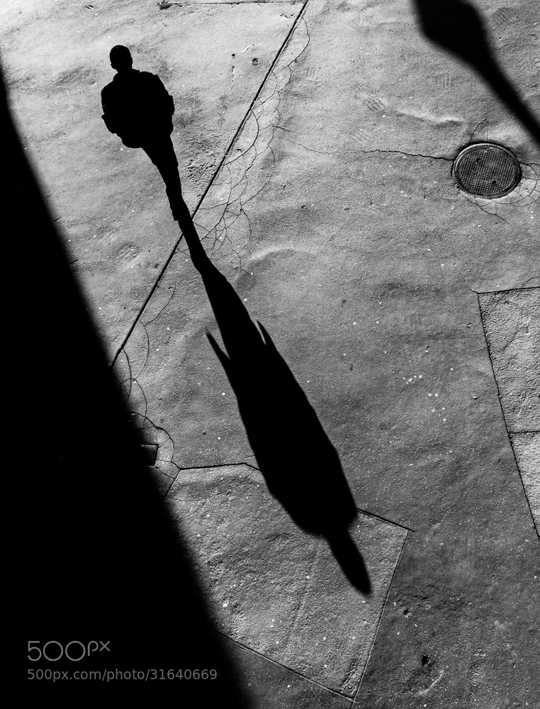 Photograph Long shadow. by Michal Jenčo on 500px