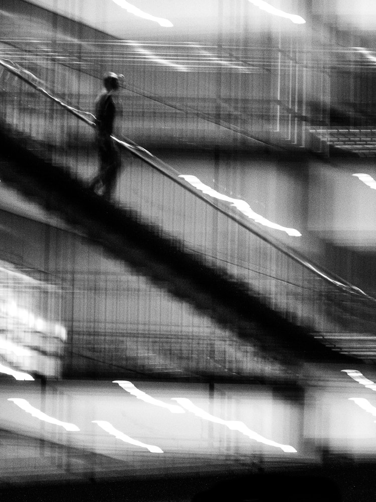 Photograph Down the stairs. by Michal Jenčo on 500px