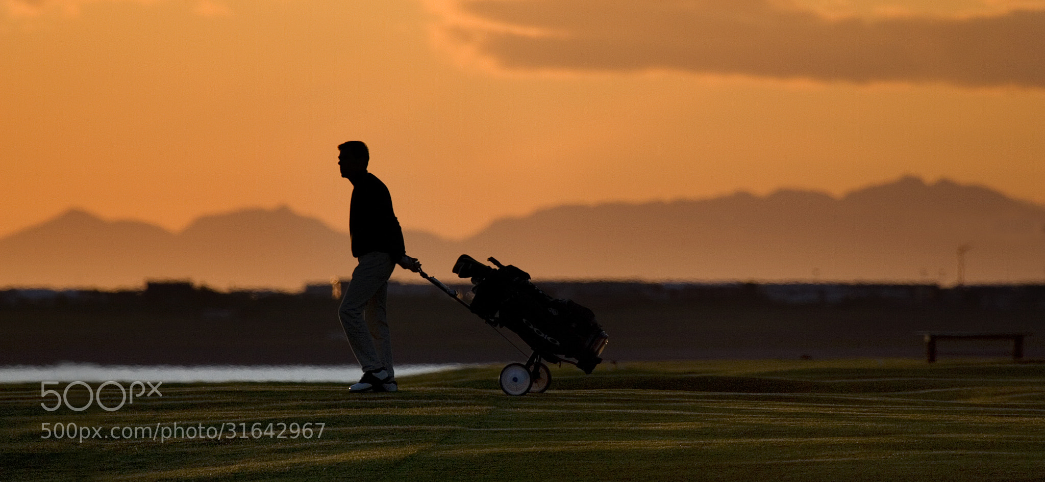 Photograph Golf by Marius Edvardsson on 500px