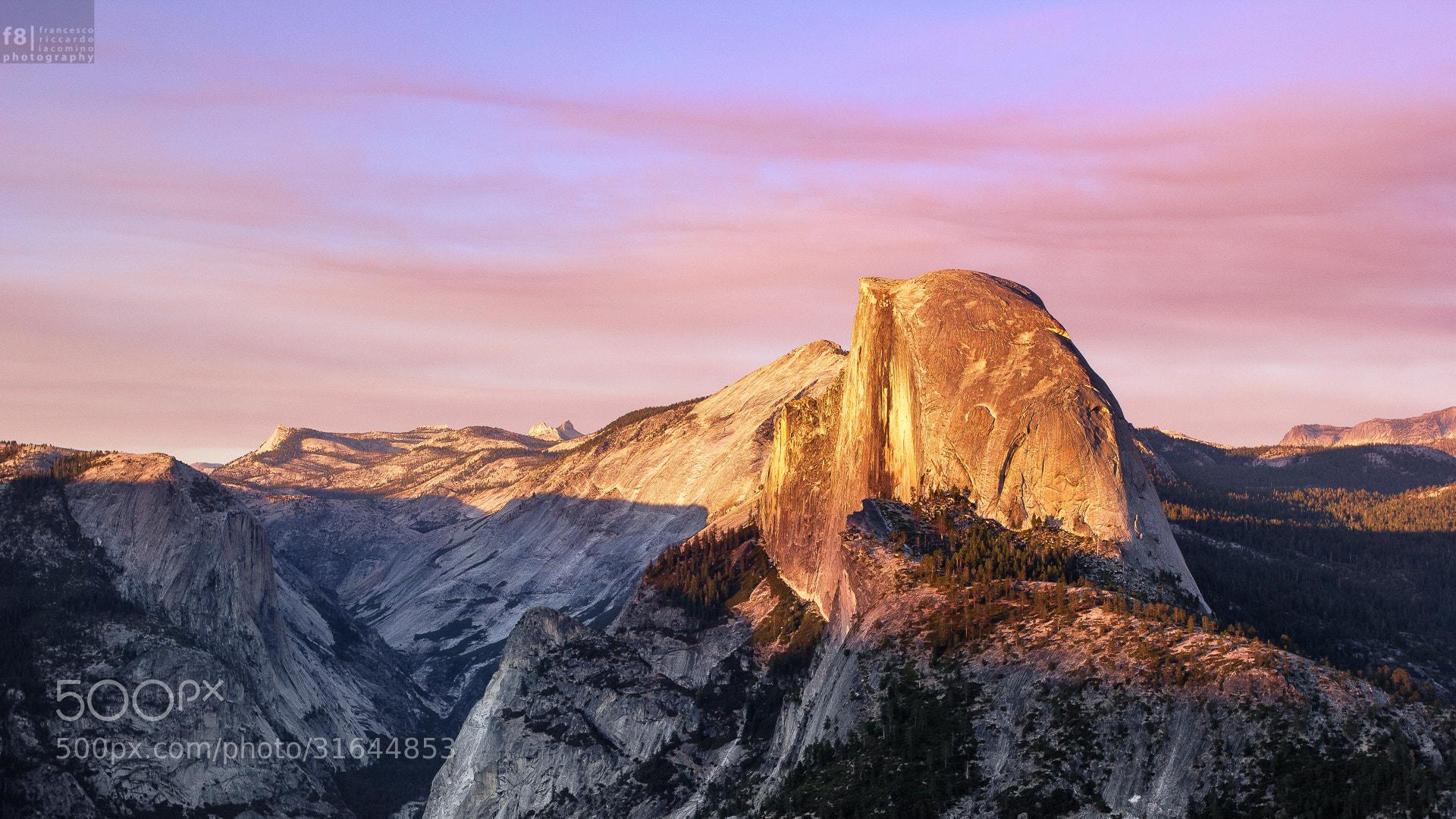 Photograph Yosemite by Francesco Riccardo Iacomino on 500px