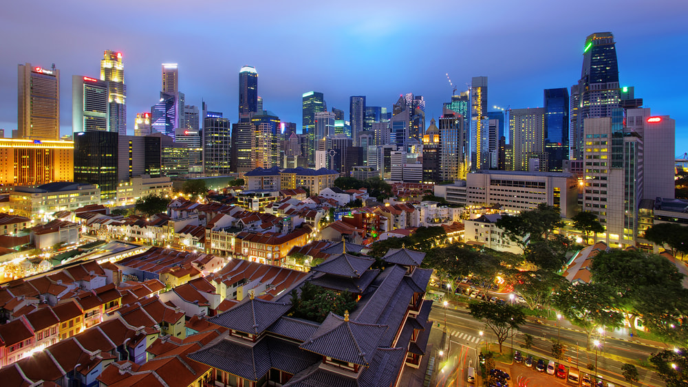 Photograph Shadow of the City by WK Cheoh on 500px