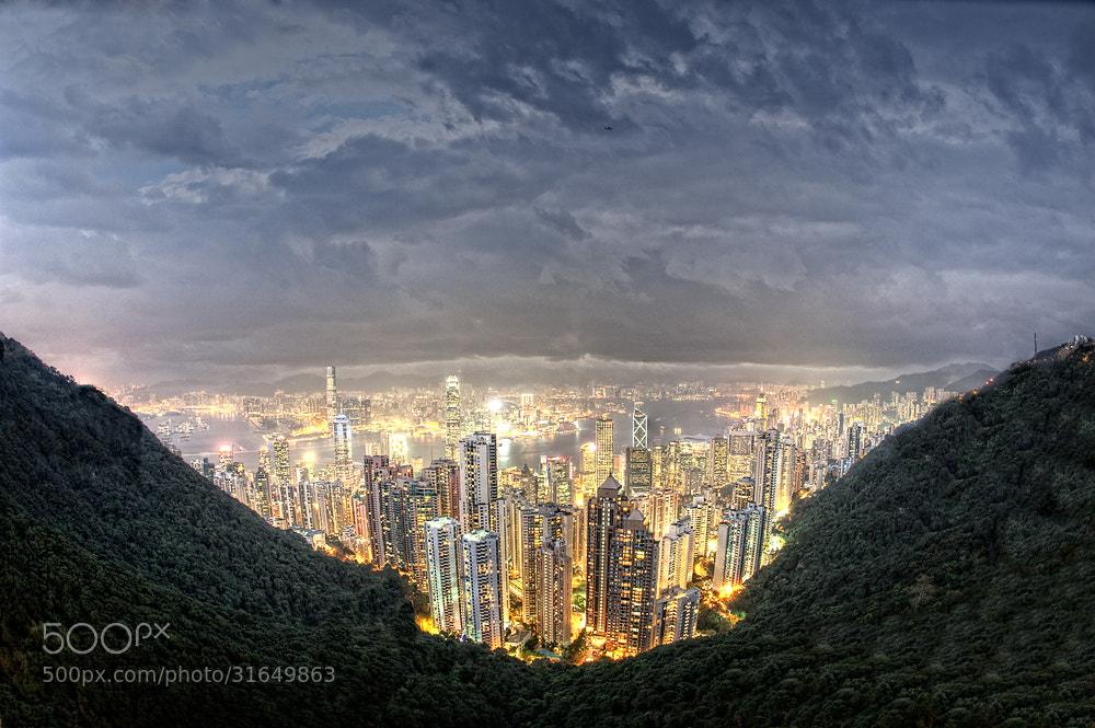 Photograph HK by Aleksander Poniewierski on 500px