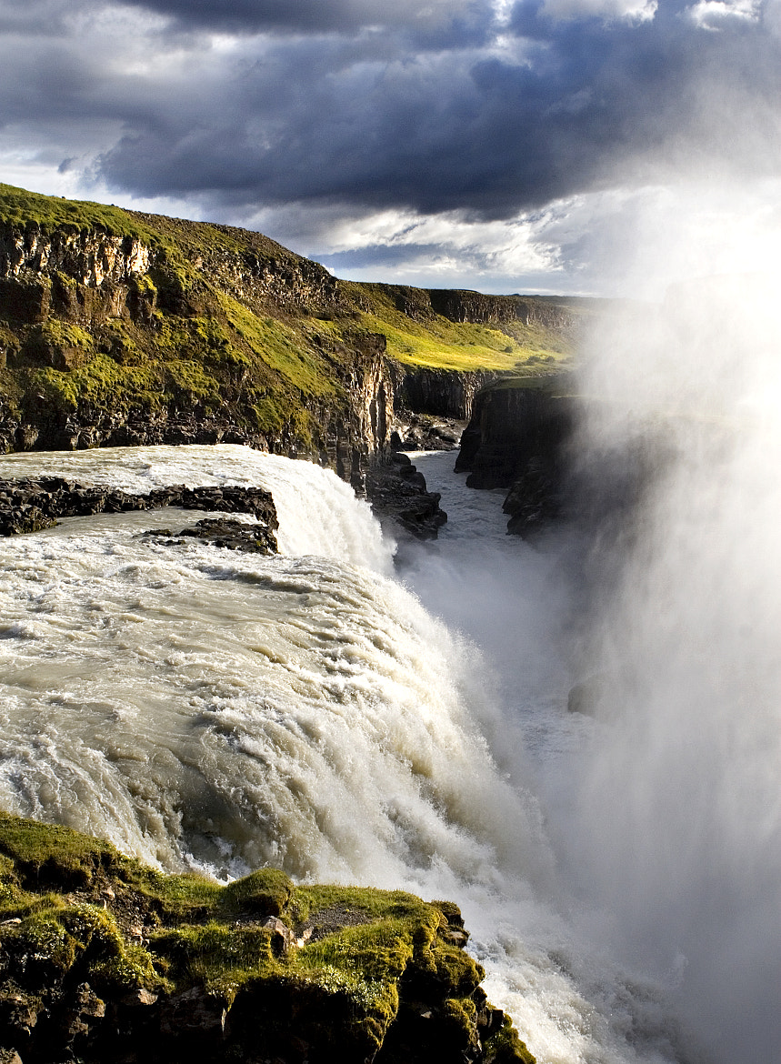 Photograph Gullfoss by Marius Edvardsson on 500px