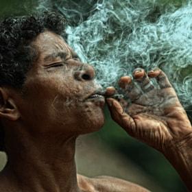smoker #38 by Yaman Ibrahim (yamanibrahim)) on 500px.com