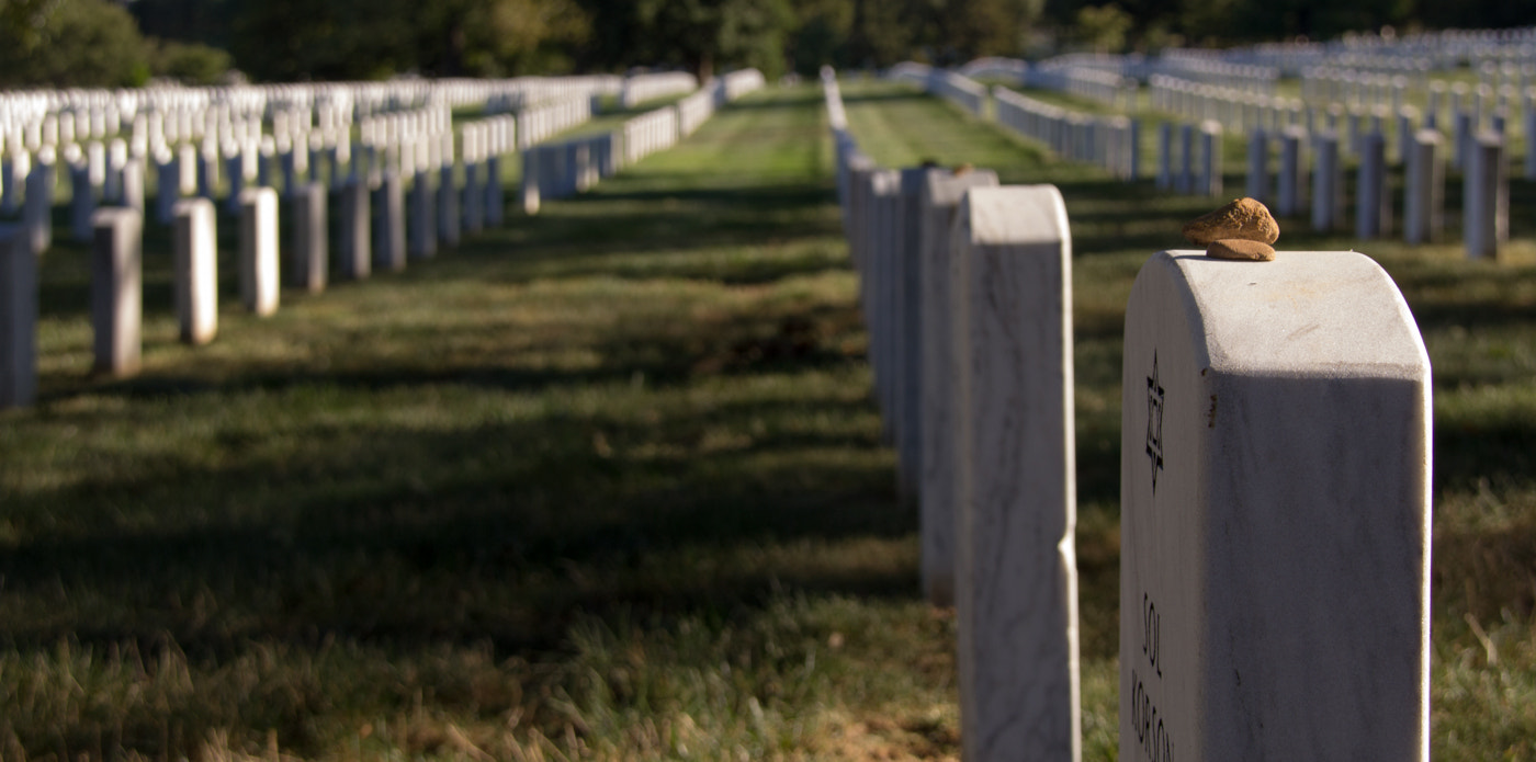 Photograph Rest in Peace - Arlington National Cemetery by Hans Fischer on 500px