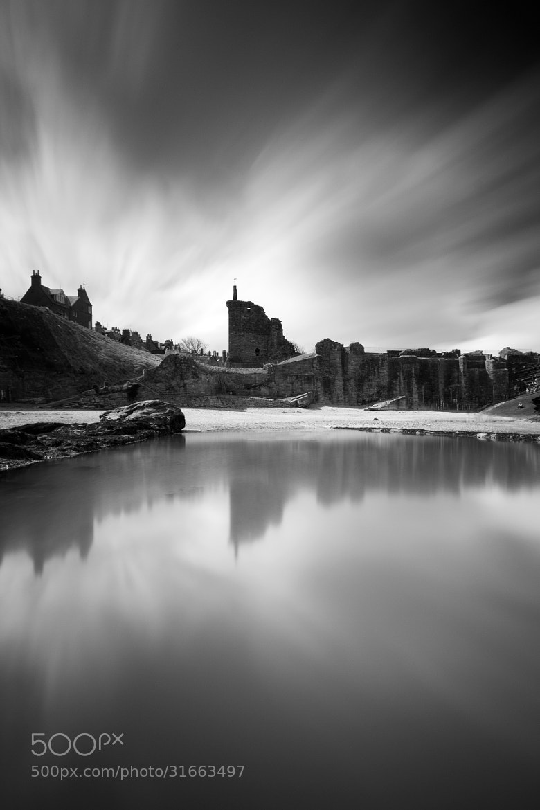 Photograph Castle By The Sea by Simon Cameron on 500px
