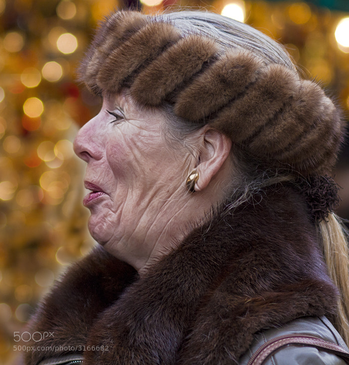 Nurnberg,at a fair