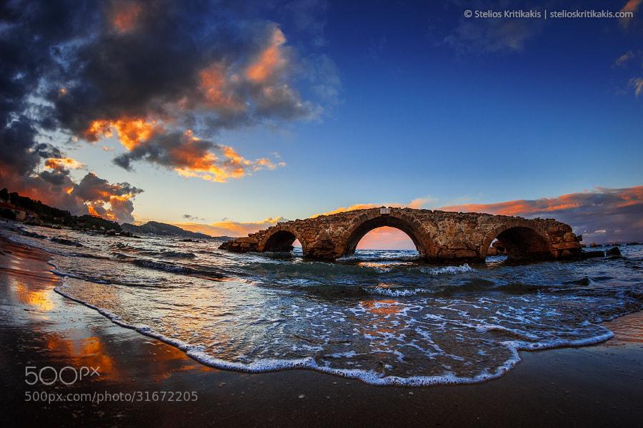 Old Bridge by Stelios  Kritikakis on 500px.com
