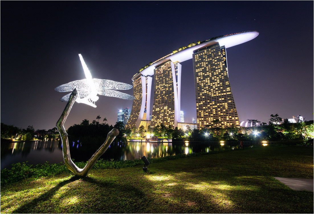 Photograph Marina Bay  by Viktar Dzerkach on 500px