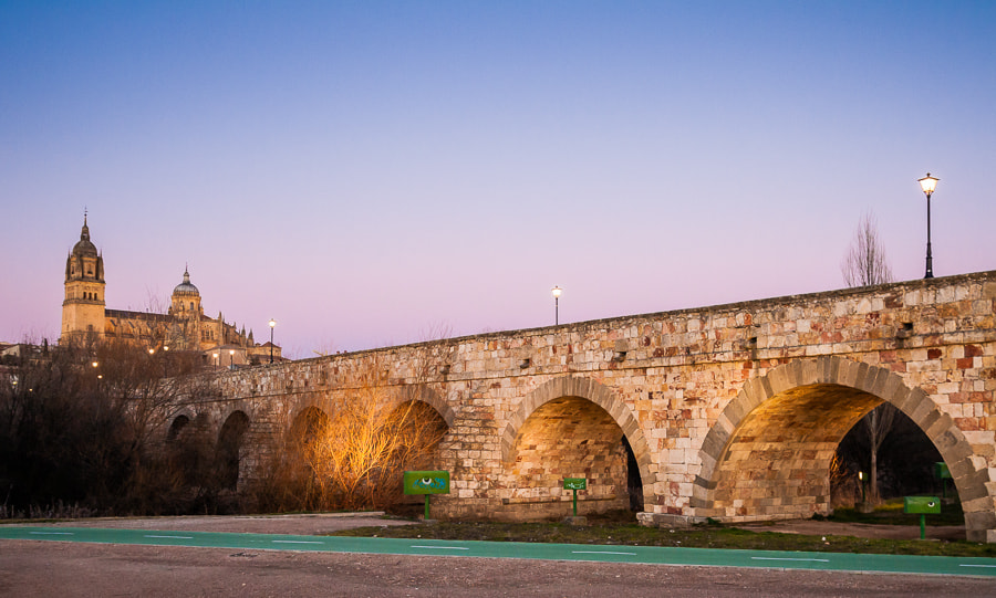 Photograph Puente Romano by Jose Agudo on 500px