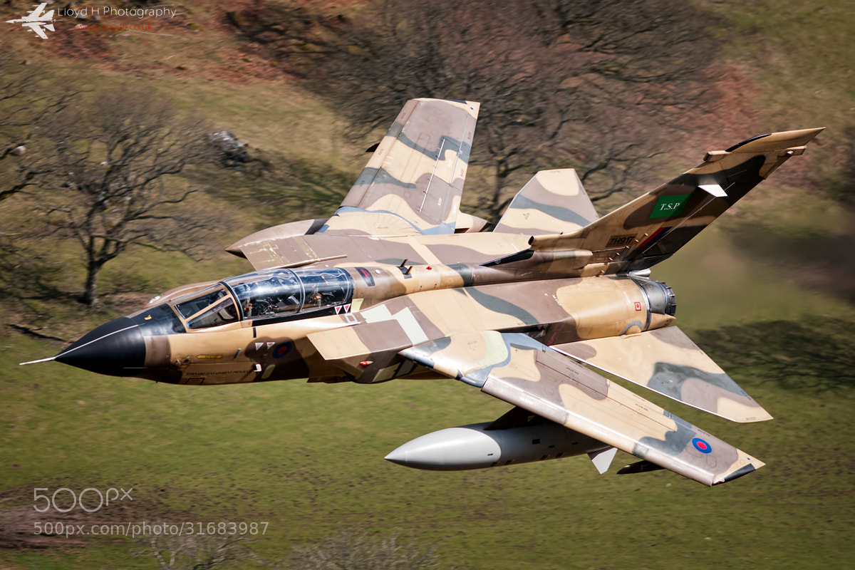 Photograph RSAF Tornado IDS by Lloyd Horgan on 500px