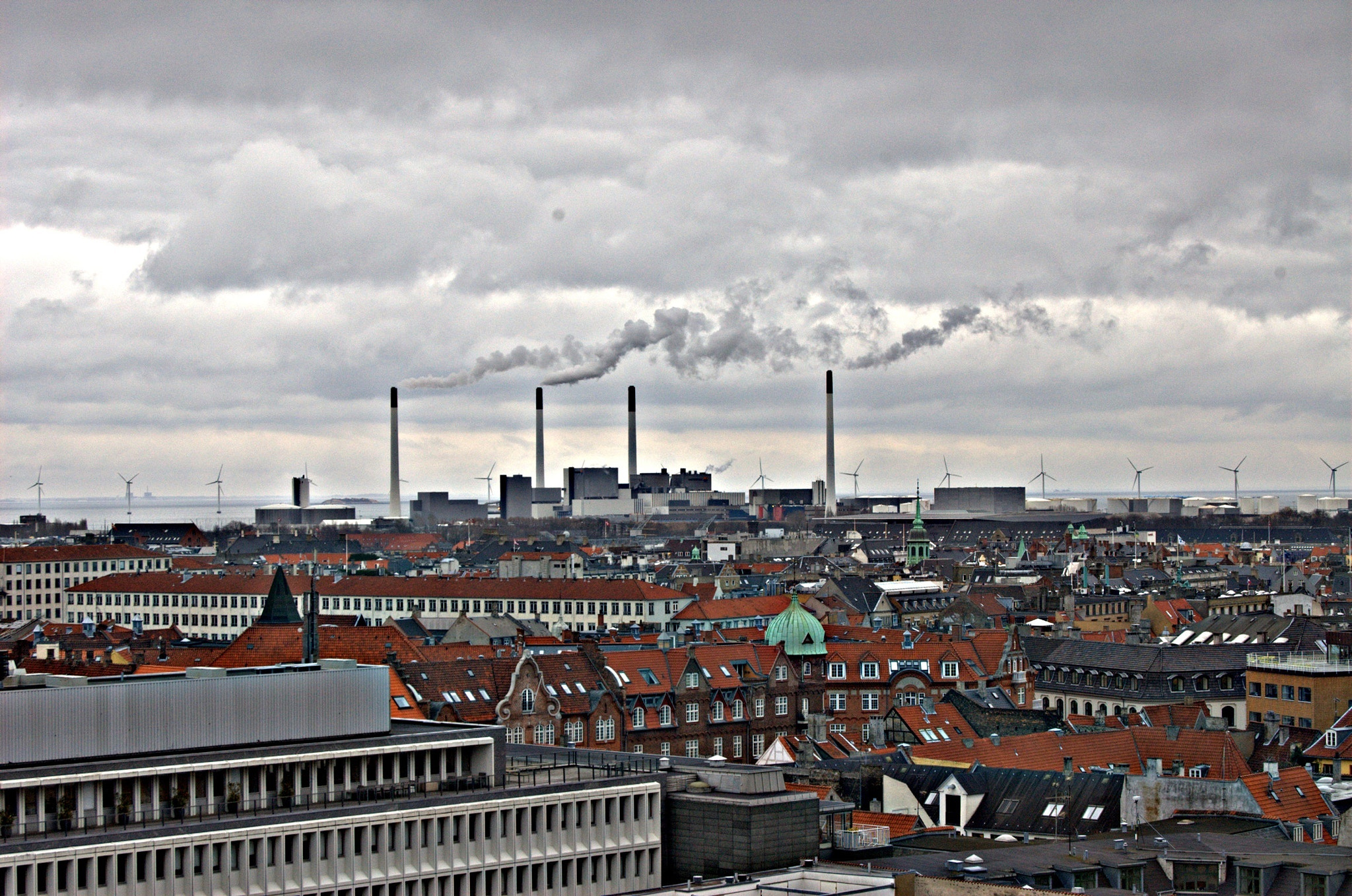 Photograph Bratislava Smoky Factories by Theodosis Christopoulos on 500px