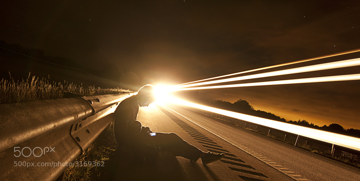 Photograph I'm a highway man. by Marcus Andelius on 500px