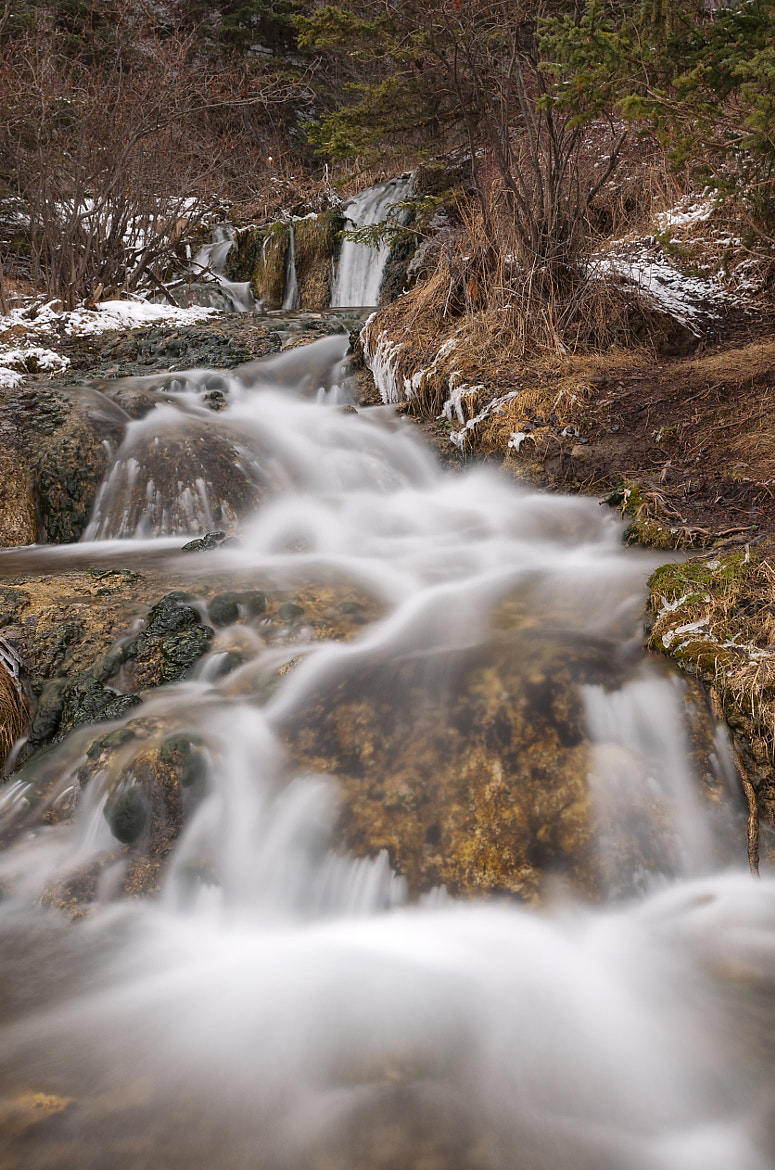 Photograph Spring Falls by Yves Gagnon on 500px