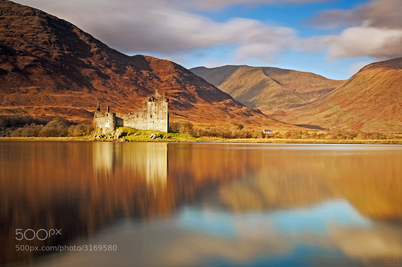 Photograph Kilchurn Castle by Zain Kapasi on 500px