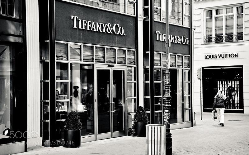 Photograph Tiffany&Co. (Wien) by Vladislav Br. on 500px