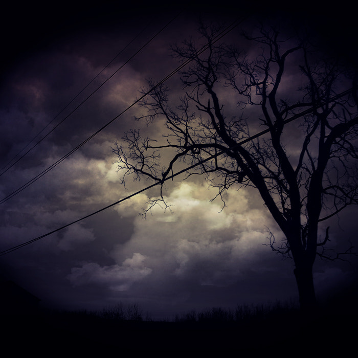 Photograph Gloom by Kysha Townsand on 500px