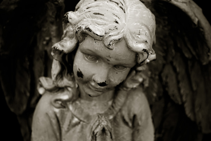 Photograph Stories of Angels Fading by Kysha Townsand on 500px