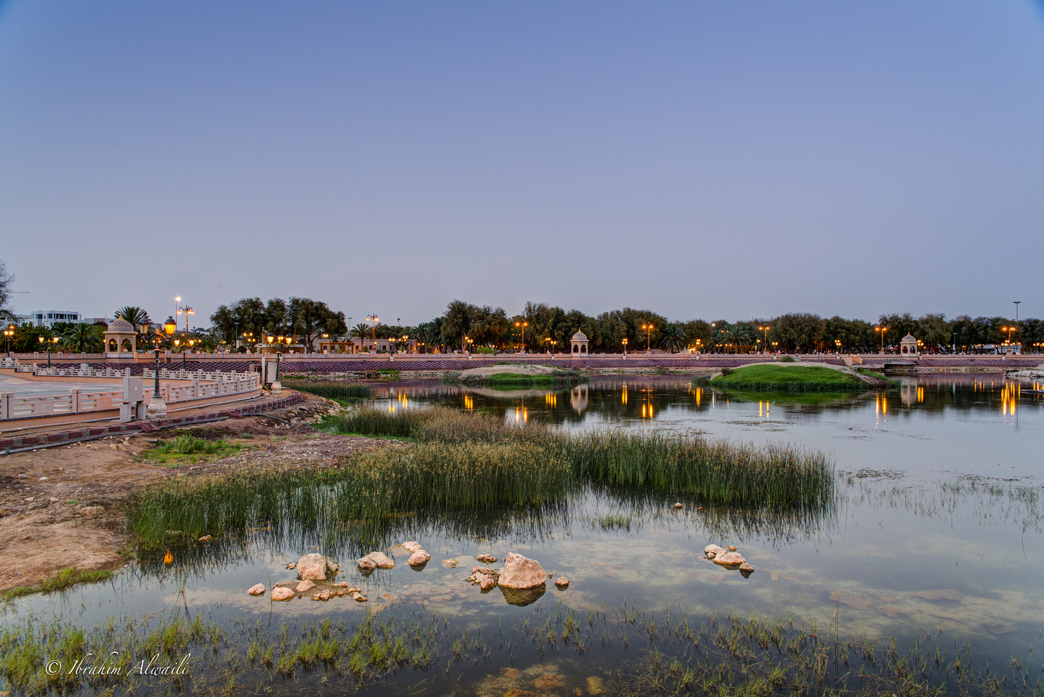 Photograph Qurum Park at sunset - Muscat by Ibrahim AlWaili on 500px
