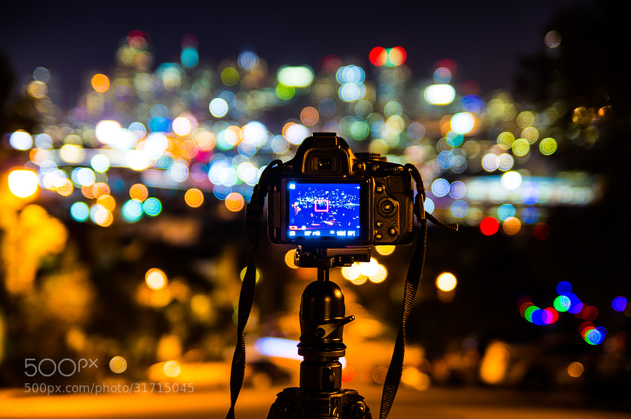Photograph Behind the Camera . . . by Alex Gaflig on 500px